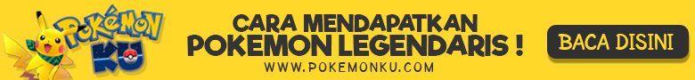 Cara Menangkap Pokemon Legendaris